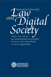 Law in digital society journal image