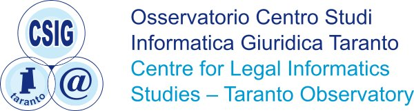CSIG Taranto logo with text